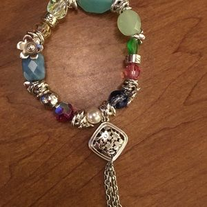 Retired Brighton Picnic Bracelet